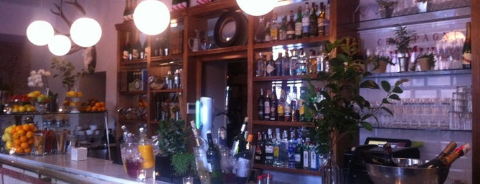 Murillo Café is one of The Best Of Madrid.