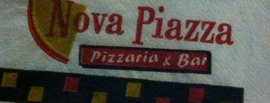 Nova Piazza is one of Tempat yang Disimpan Paola.