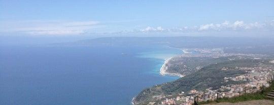 Palmi is one of Calabria: la costa tirrenica.