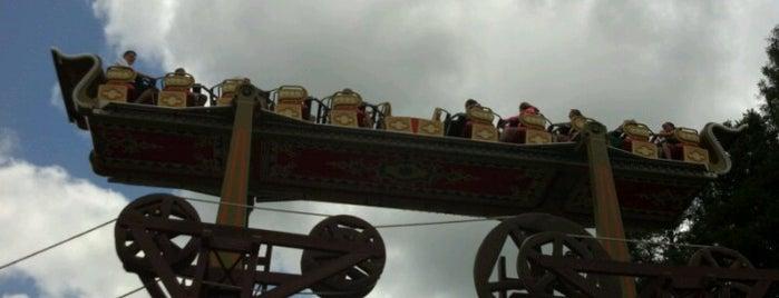 Da Vinci's Cradle - Busch Gardens is one of Going Traveling!.