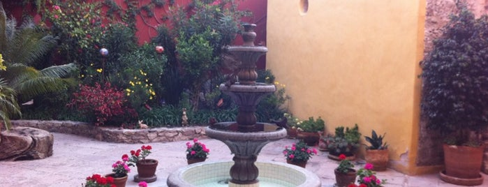 Antigua Capilla Bed and Breakfast is one of Mexico.