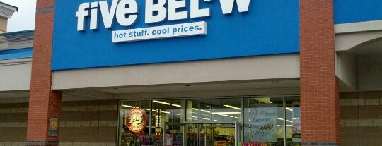 Five Below is one of Posti che sono piaciuti a Alberto J S.