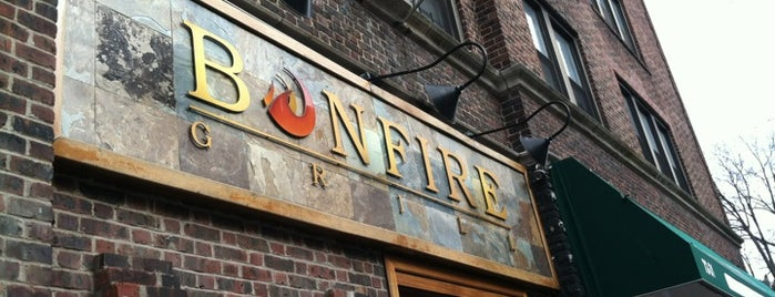 Bonfire Grill is one of NYC Trivia Nights.