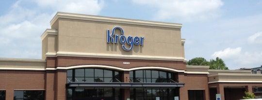 Kroger is one of Chris'in Beğendiği Mekanlar.