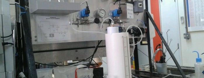 PAM - Laboratório de Processos de Separação com Membranas e Polímeros is one of UFRJ.
