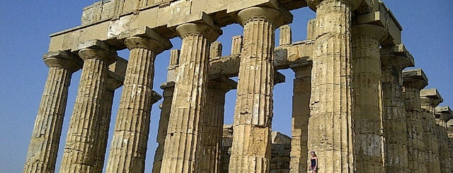 Parco Archeologico Di Selinunte is one of Grand Tour de Sicilia.
