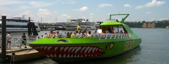 Beast Speed Boat is one of Fun Things for Kids to do in NYC.