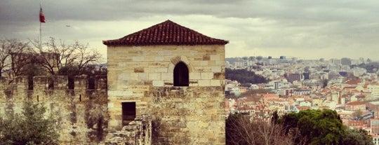 Castelo de São Jorge is one of Favorite Places Around the World.