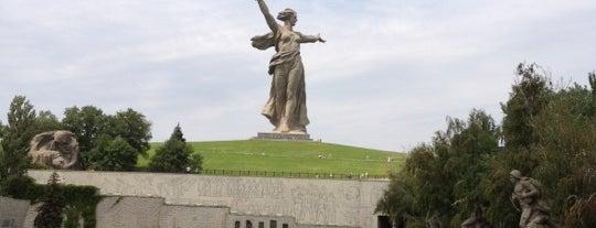 Mamayev Kurgan is one of 5 Просто удивительно!!! Вы знаете, что....
