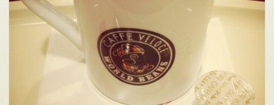 Caffe Veloce is one of Lieux qui ont plu à Masahiro.