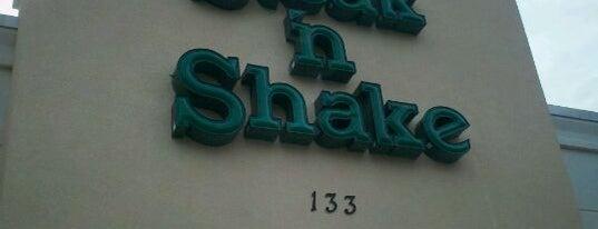 Steak 'n Shake is one of Beau : понравившиеся места.