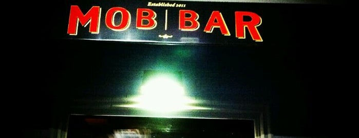 Mob Bar is one of Vegas Places with Check-In Deals.