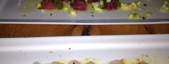 Bar Crudo is one of Trish's List.