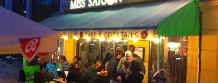 Miss Saigon is one of Berlin food.