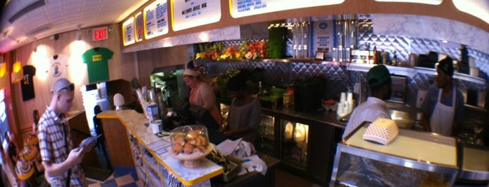 Miss Lily's & Melvin's Juice Box is one of New York - Soho, Chinatown & Village.
