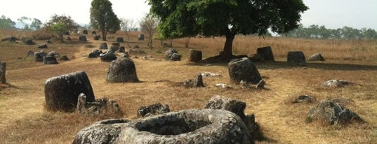 Plain Of Jars Site 1 is one of Far Far Away.