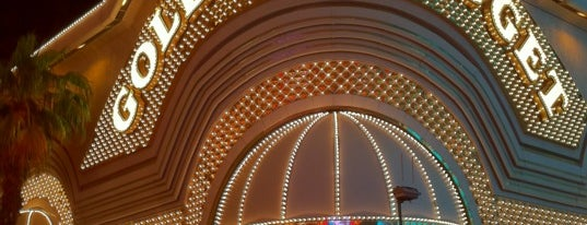 Golden Nugget Hotel & Casino is one of Las Vegas.