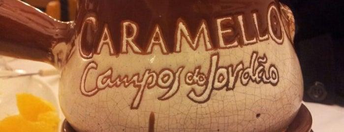 Caramelo Restaurante is one of Posti che sono piaciuti a Luis.