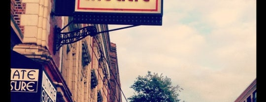 The Vic Theatre is one of Alex's Picks for Chicgao.