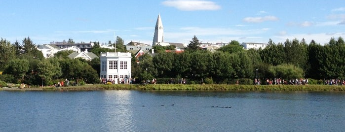 Tjörnin is one of Iceland Grand Tour.