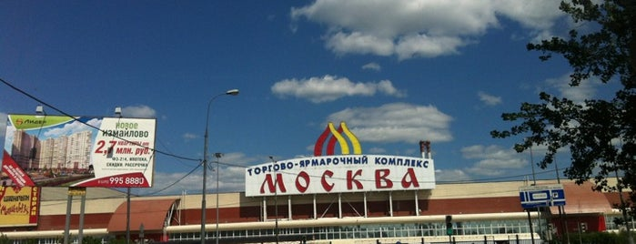 ТЦ «Москва» is one of Лев : понравившиеся места.