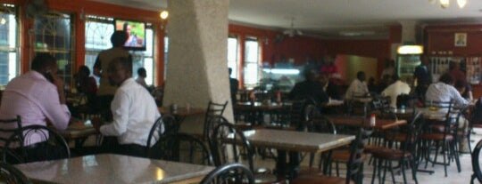 Cafe Pronto is one of Posti salvati di Helene.