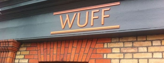 Wuff is one of Ireland.