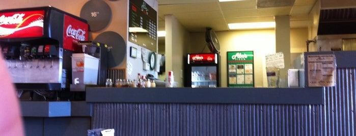 Abo's Pizza is one of Denver/Boulder.