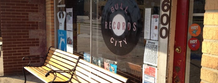 Bull City Records is one of Durham Localista Favorites.