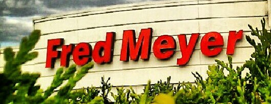 Fred Meyer is one of Portland.