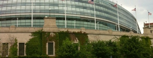 Soldier Field is one of Things to do in Chicago.