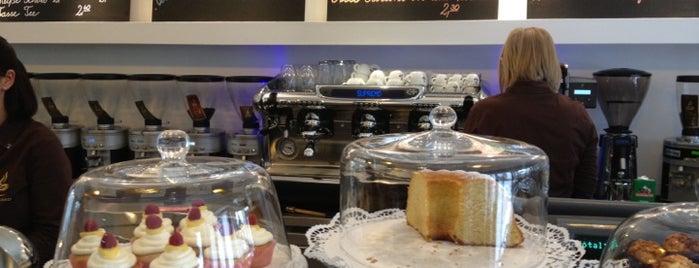 Supremo Kaffeerösterei & Café is one of Mnichov.