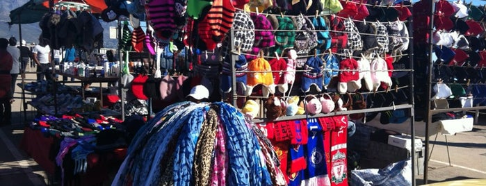 Milnerton Market is one of Cape Town.