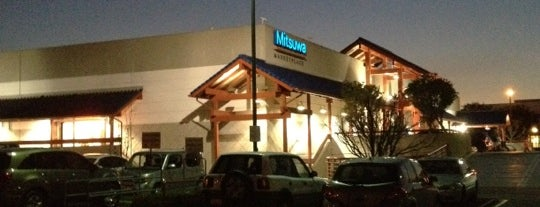Mitsuwa Marketplace is one of L+L.