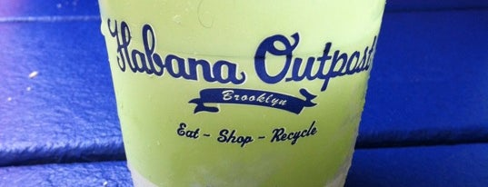 Habana Outpost is one of The Best Places to Go After the Barclays Center.