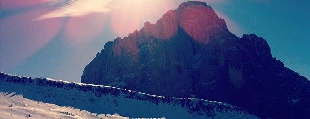 Dolomiti Super Ski Area is one of Orte, die Pawel gefallen.