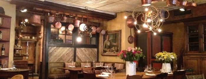 Il Buco is one of NYC Faves.