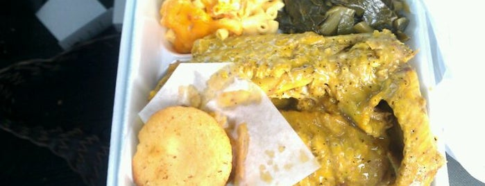 Q-Time Restaurant is one of #ATLBiteLife Best Soul Food Restaurants in Atlanta.