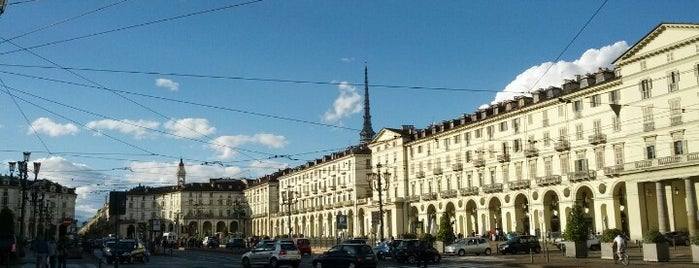 Piazza Vittorio Veneto is one of Torino.