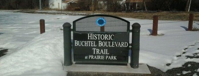 Historic Buchtel Boulevard Trail is one of Denver, CO.