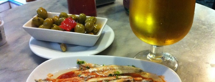 Cala del Vermut is one of Totally Tapas.