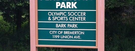 Pendergast Regional Park is one of Lugares favoritos de Jeff.