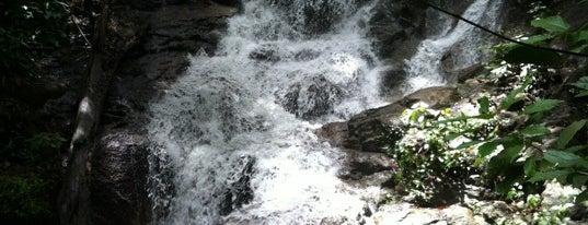 Kathu Waterfall is one of Тай.
