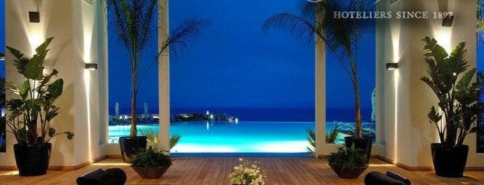 Kempinski Hotel Barbaros Bay is one of Bodrum !!.