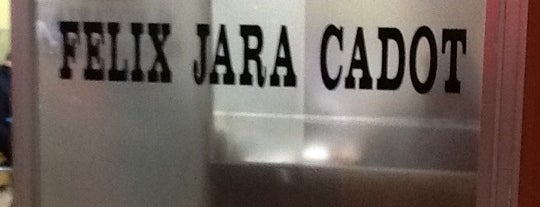 Notaria Felix Jara Cadot is one of corregir.