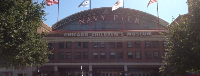 Chicago Children's Museum is one of Chicago To-Dos.