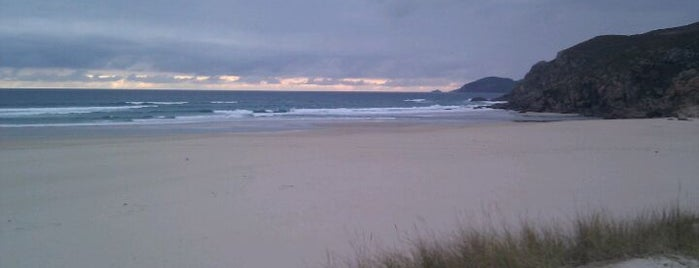 Praia do Rostro is one of Costa da Morte en 2 días.