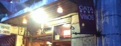 Catavinos is one of Tempat yang Disukai Jose Luis.