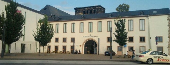 Stadtmuseum Simeonstift is one of Around Rhineland-Palatinate.