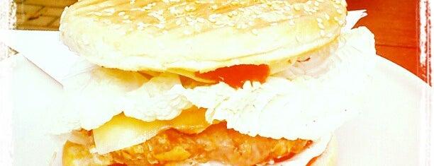 Strejda Burger (tréninková kavárna Fokus) is one of Nejlepší BURGERY v Praze a okolí.